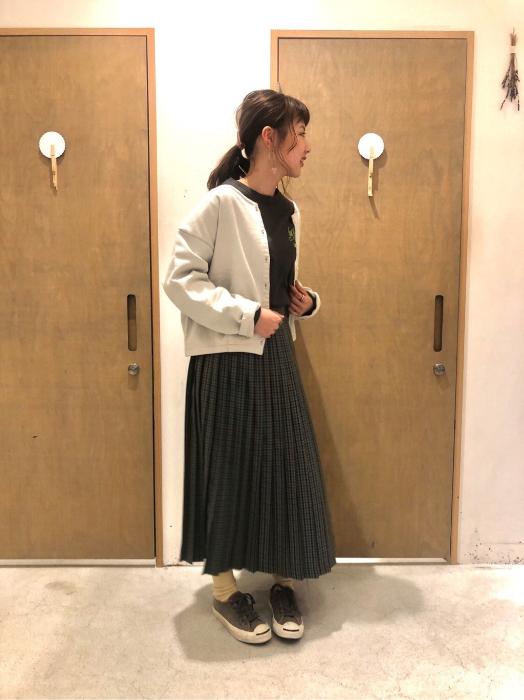 bulle de savon トリエ京王調布 身長:155cm 2019.11.22