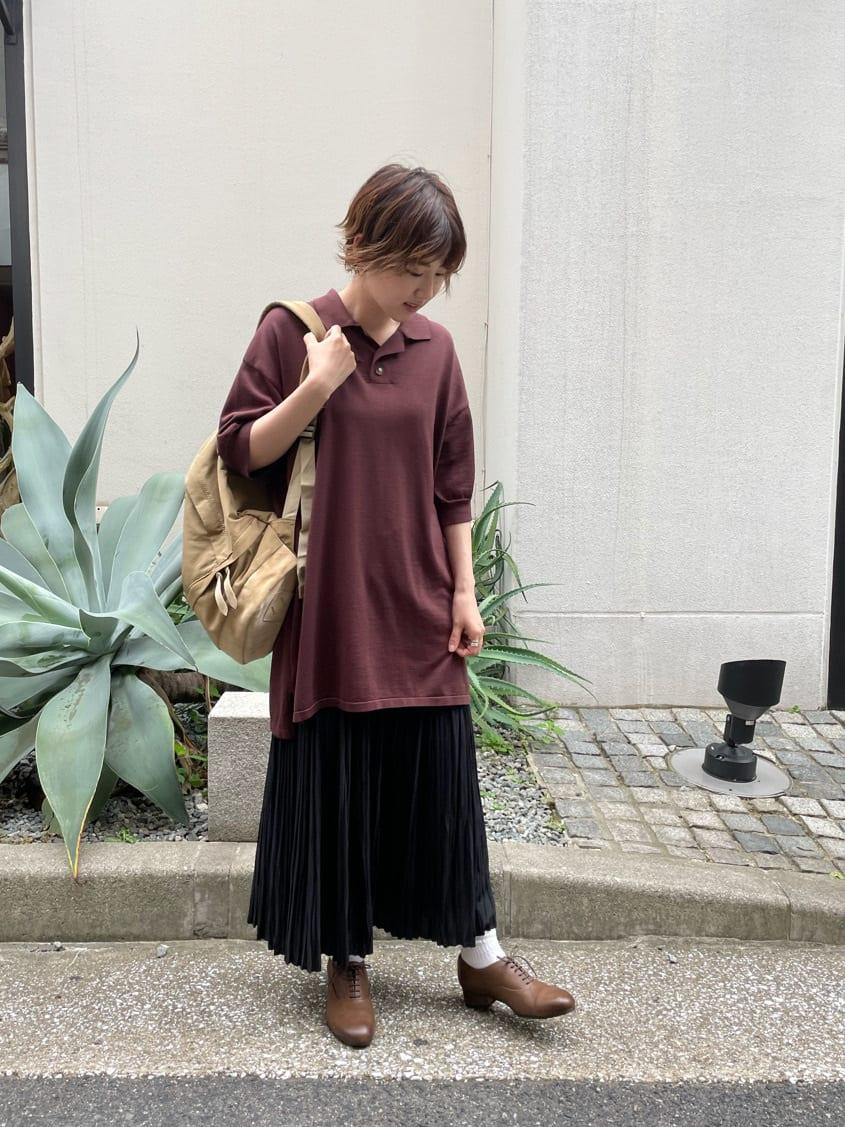 yuni 神戸路面 身長:156cm 2021.08.25
