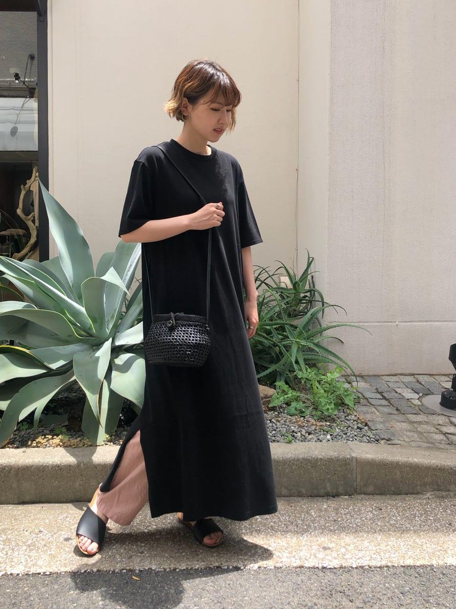 yuni 神戸路面 身長:155cm 2021.07.08