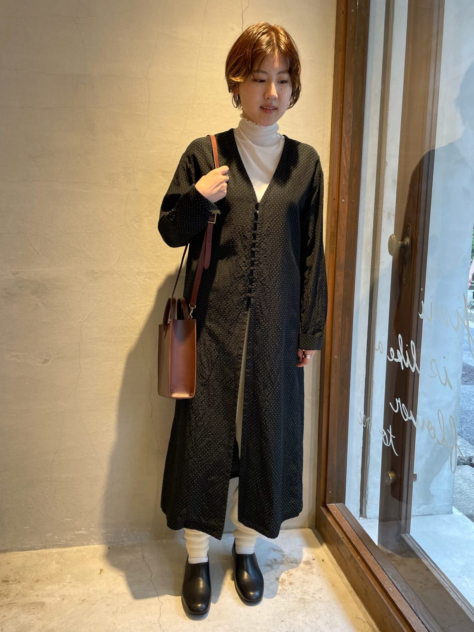 yuni 神戸路面 身長:156cm 2021.10.14