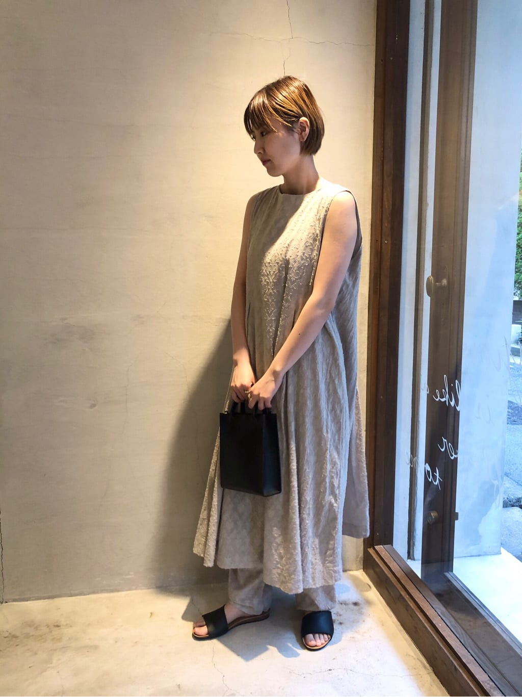 yuni 神戸路面 身長:155cm 2021.06.25