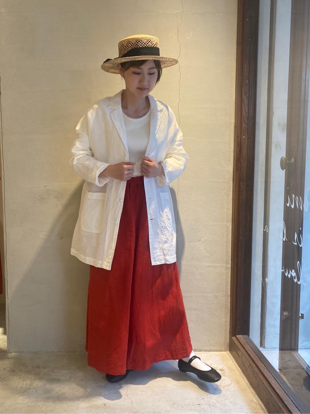 yuni 神戸路面 身長:155cm 2021.05.24