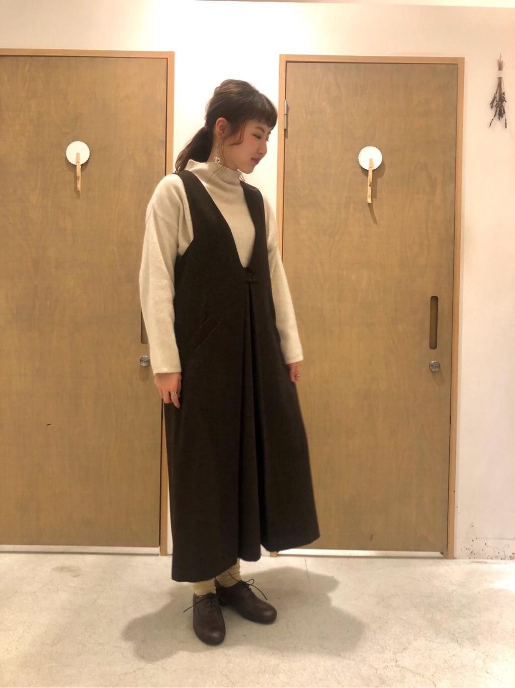 bulle de savon トリエ京王調布 身長:155cm 2019.11.21