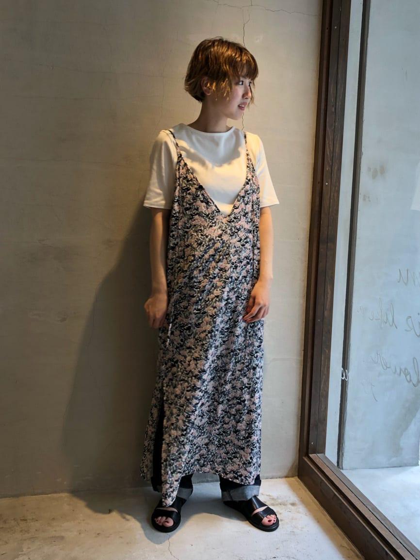 yuni 神戸路面 身長:155cm 2021.06.24