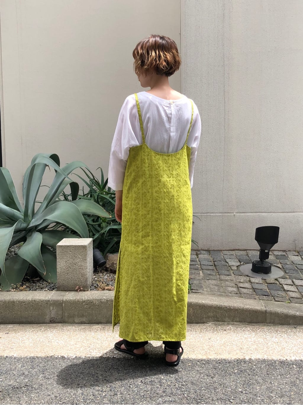 yuni 神戸路面 身長:155cm 2021.06.11