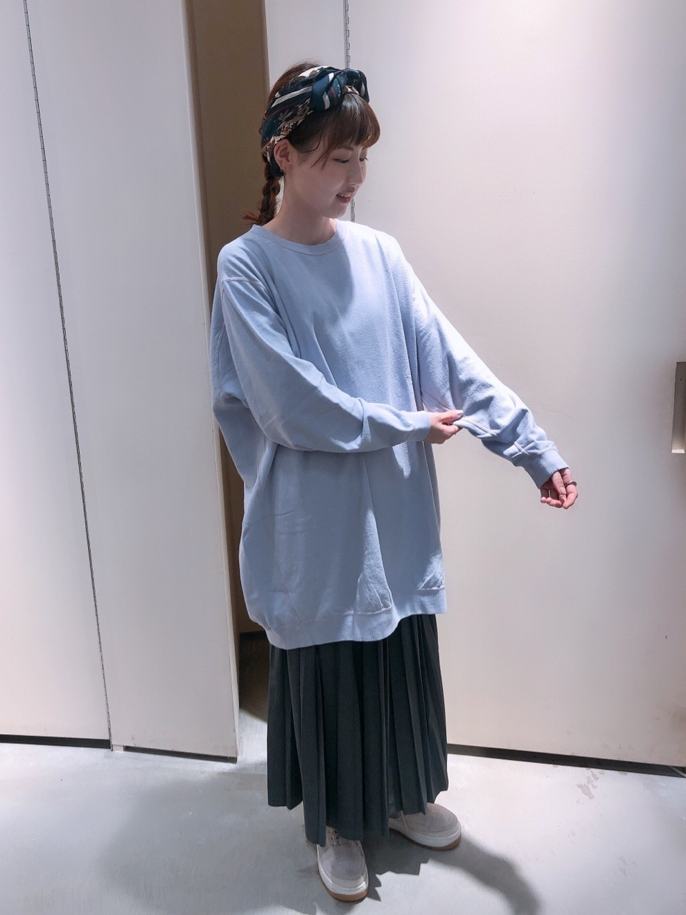 bulle de savon 阪急西宮ガーデンズ 身長:155cm 2019.08.16