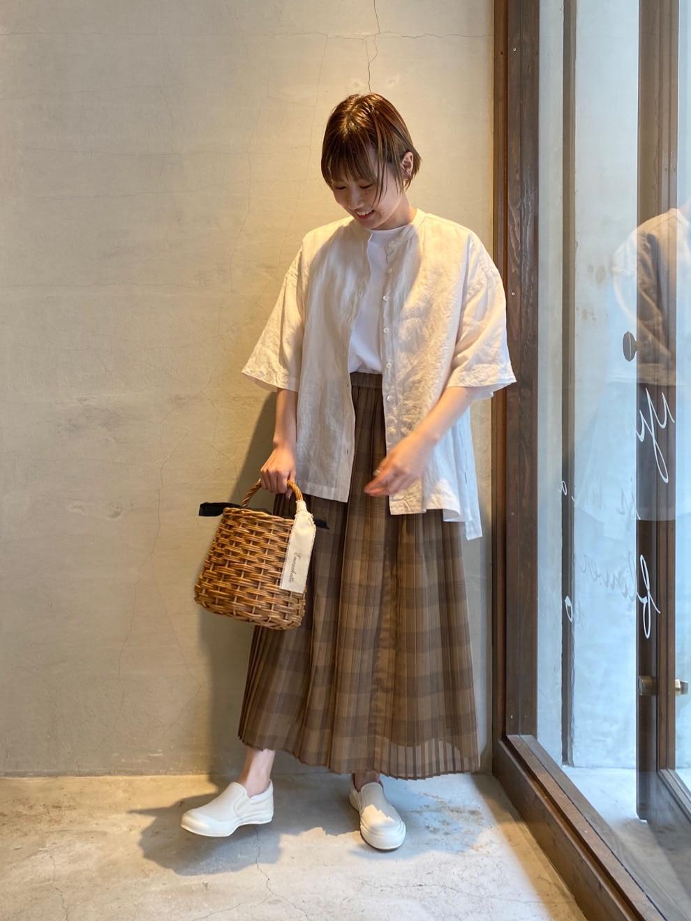yuni 神戸路面 身長:155cm 2021.05.11