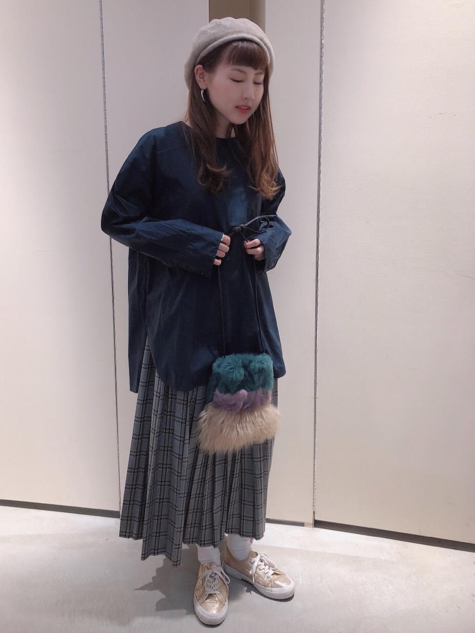bulle de savon 阪急西宮ガーデンズ 身長:155cm 2019.08.20