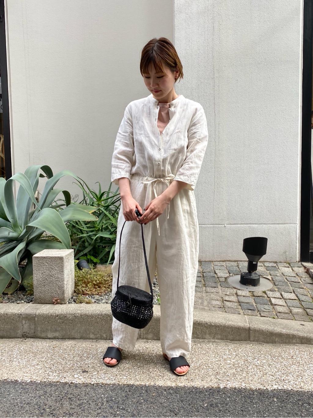 yuni 神戸路面 身長:155cm 2021.05.20
