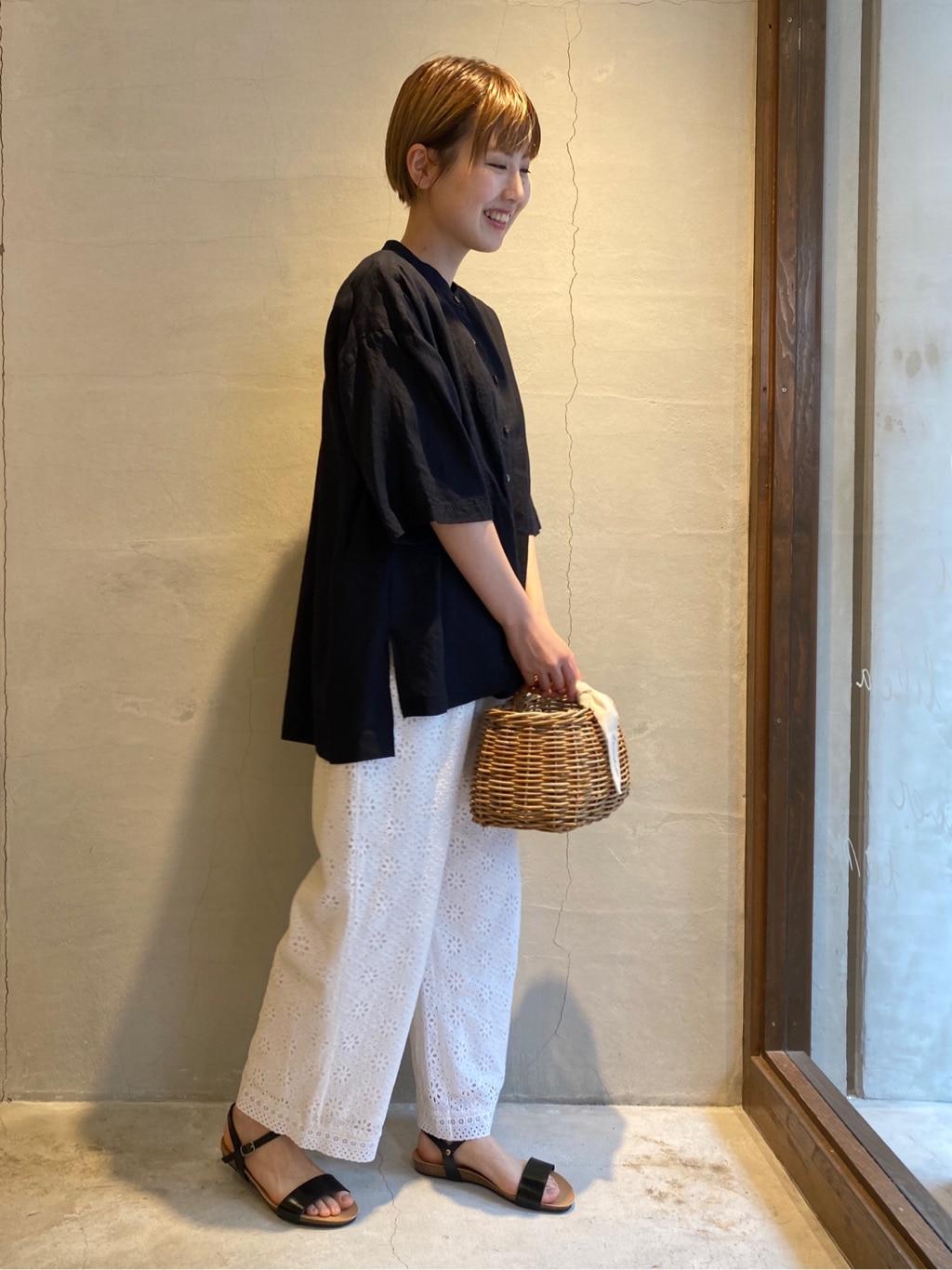 yuni 神戸路面 身長:155cm 2021.05.14
