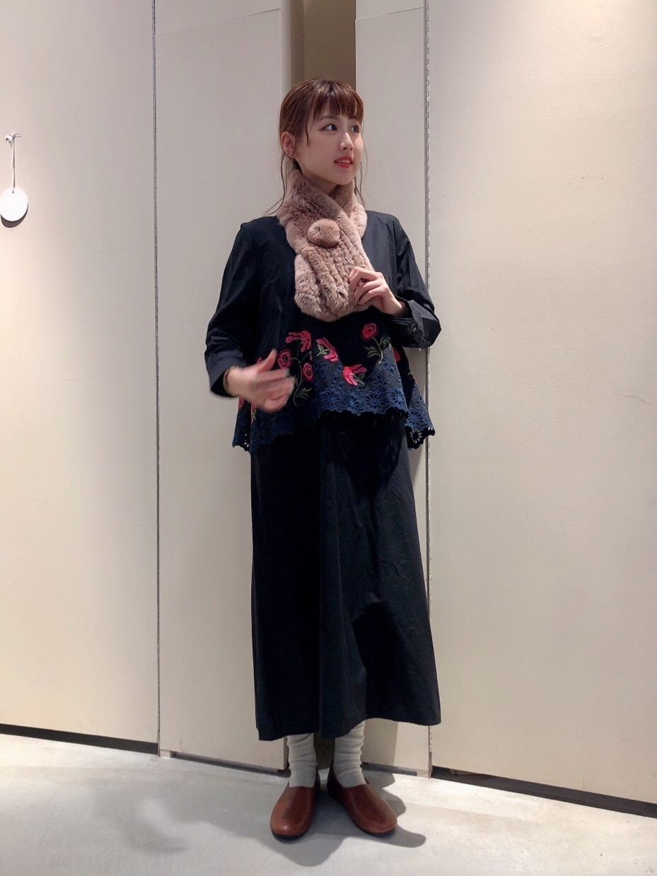 bulle de savon 阪急西宮ガーデンズ 身長:155cm 2019.09.18