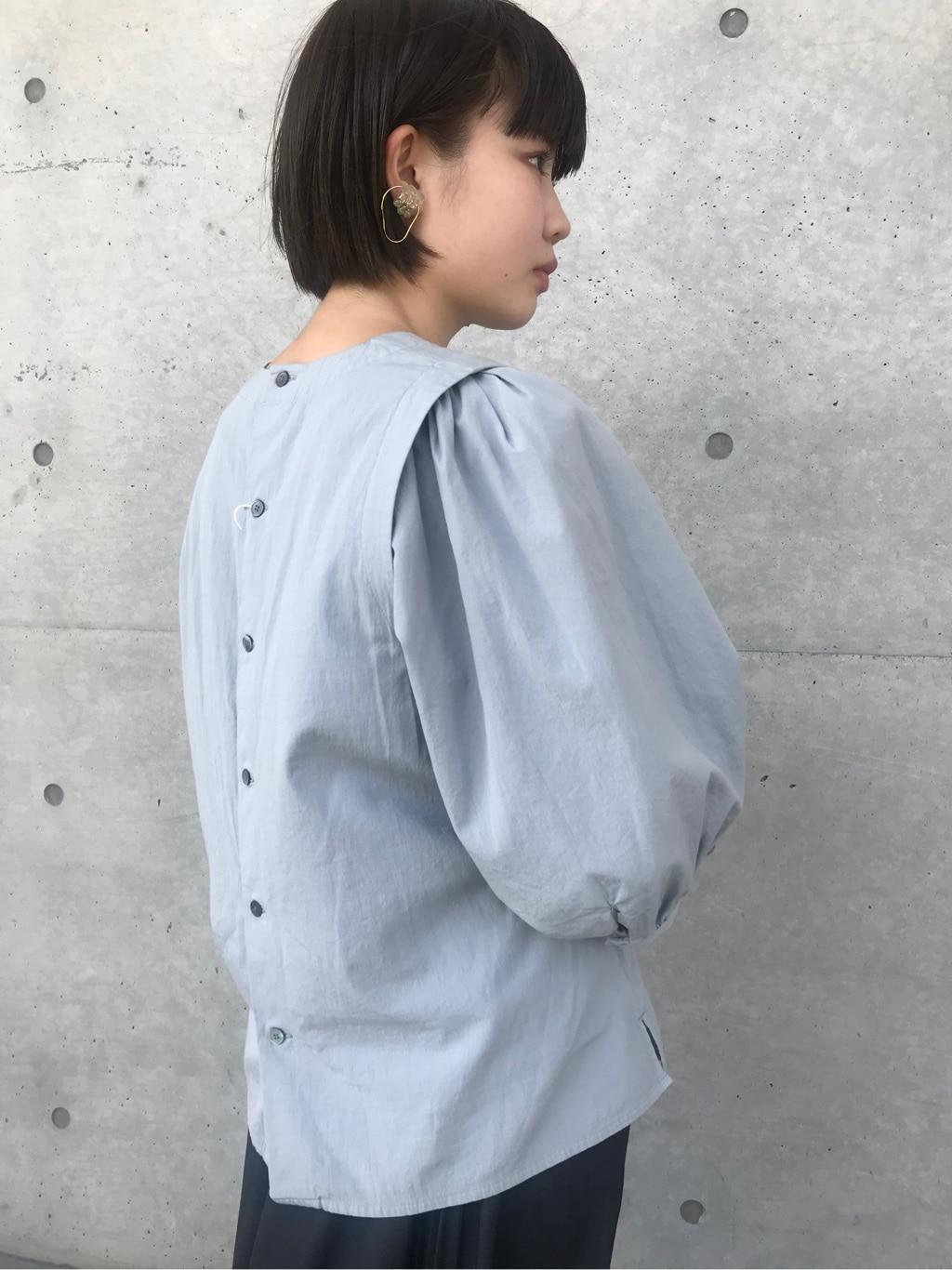 l'atelier du savon 東京スカイツリータウン・ソラマチ 身長:156cm 2020.09.09