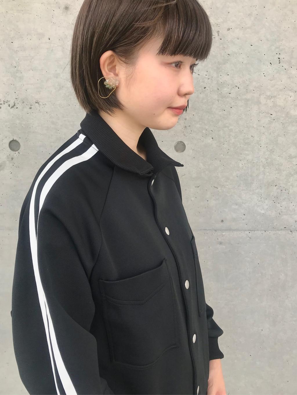 l'atelier du savon 東京スカイツリータウン・ソラマチ 身長:156cm 2020.09.13