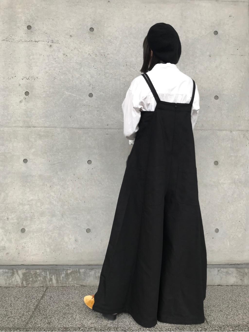 - l'atelier du savon FLAT AMB メルサ自由が丘 身長:156cm 2020.07.31