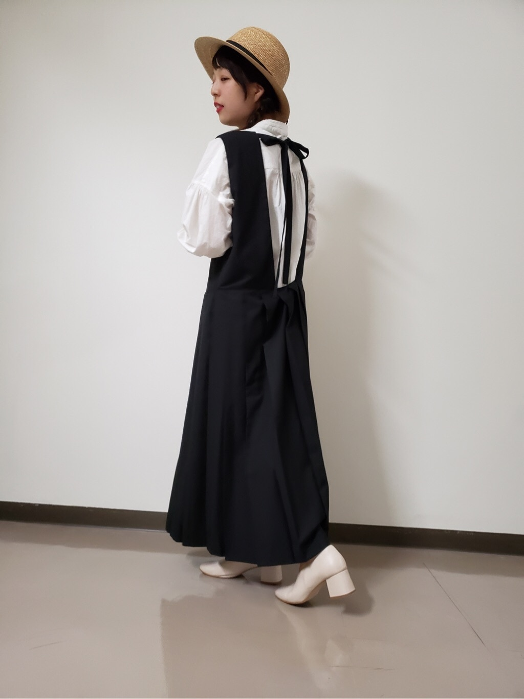 bulle de savon アトレ川崎 身長:153cm 2019.07.16