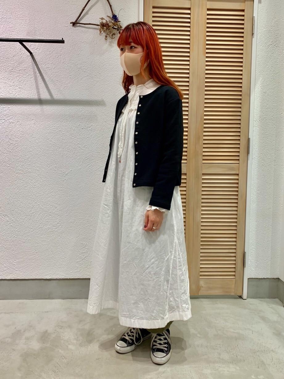 OUTLET chambre de charme 三井アウトレットパーク 多摩南大沢 身長:156cm 2021.04.27