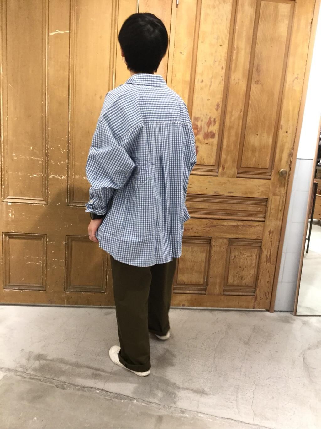 PAR ICI KLASSISK ルミネ新宿 身長:157cm 2020.07.09
