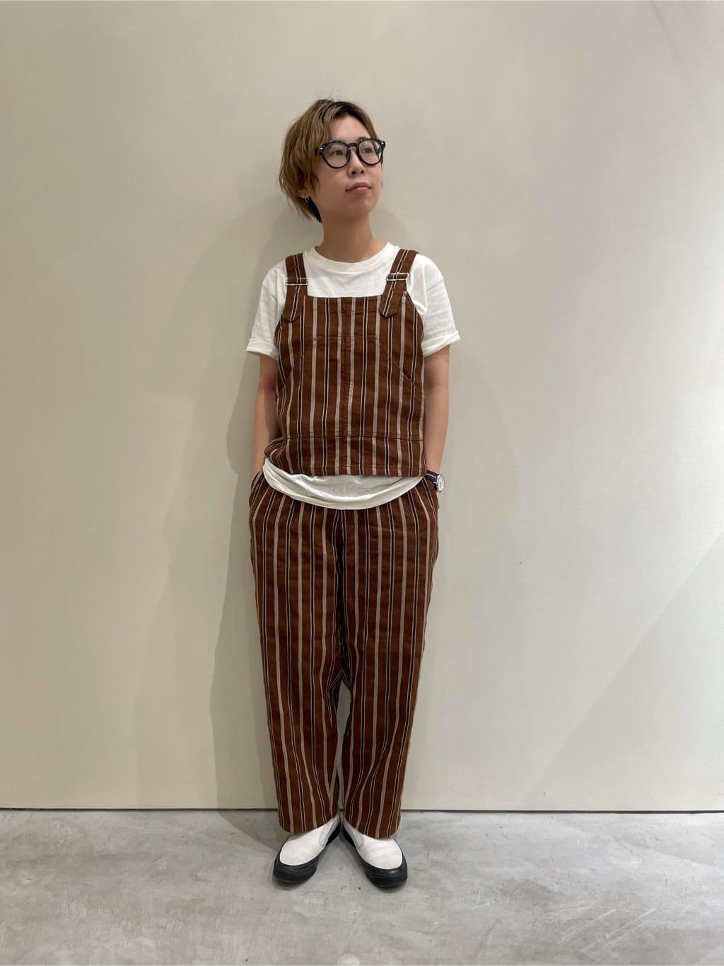 CHILD WOMAN , PAR ICI 新宿ミロード 2021.07.26