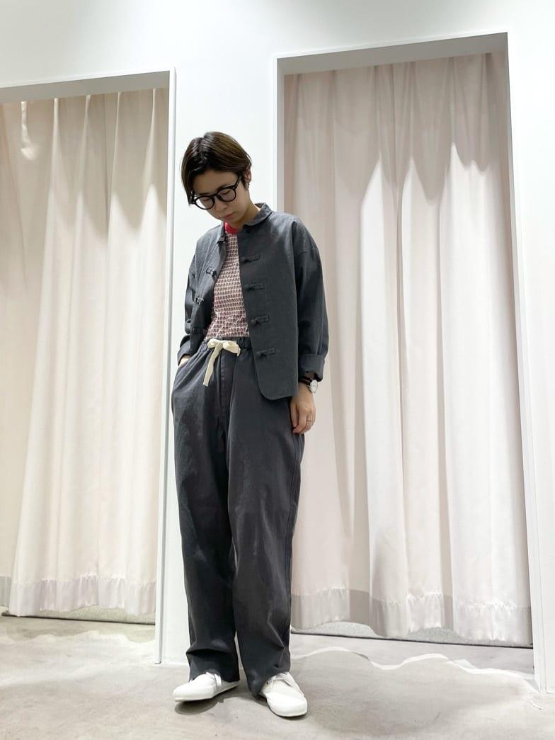 - CHILD WOMAN CHILD WOMAN , PAR ICI 新宿ミロード 身長:157cm 2021.08.15
