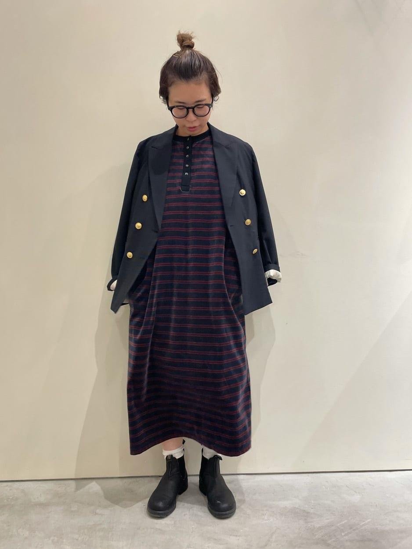 - CHILD WOMAN CHILD WOMAN , PAR ICI 新宿ミロード 身長:157cm 2021.10.05