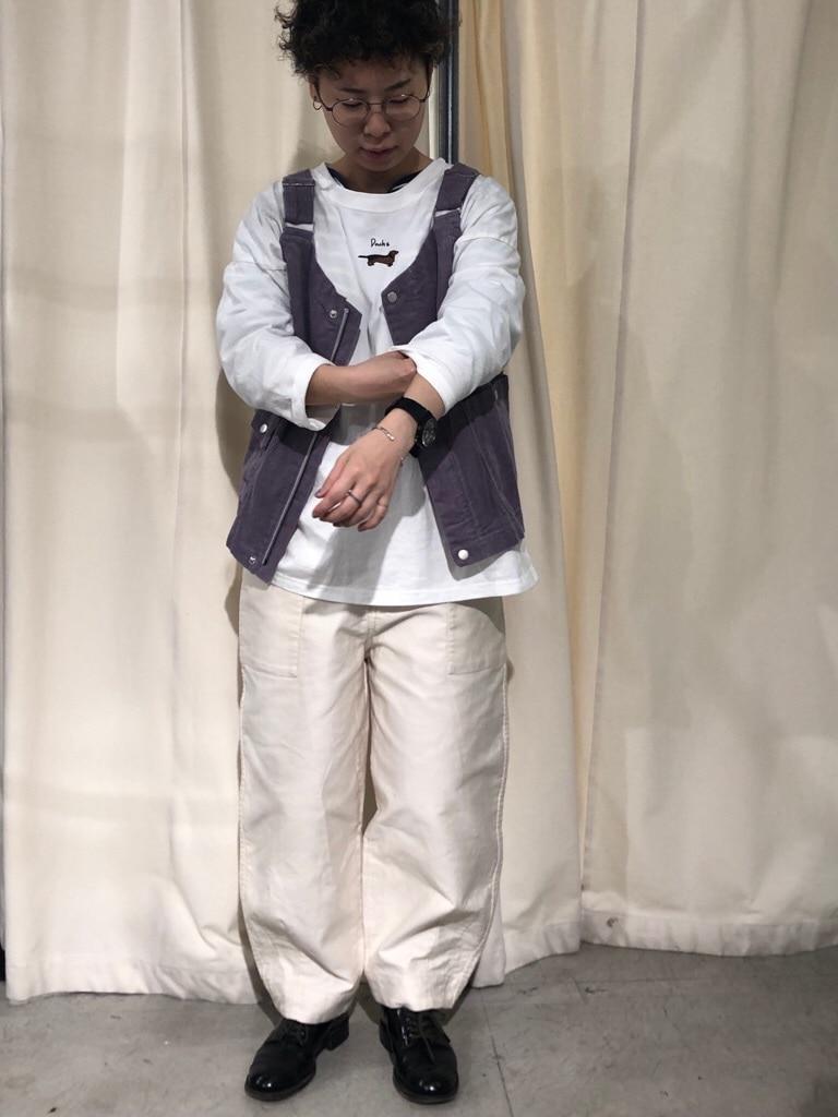 PAR ICI ルミネ町田 身長:157cm 2019.10.09