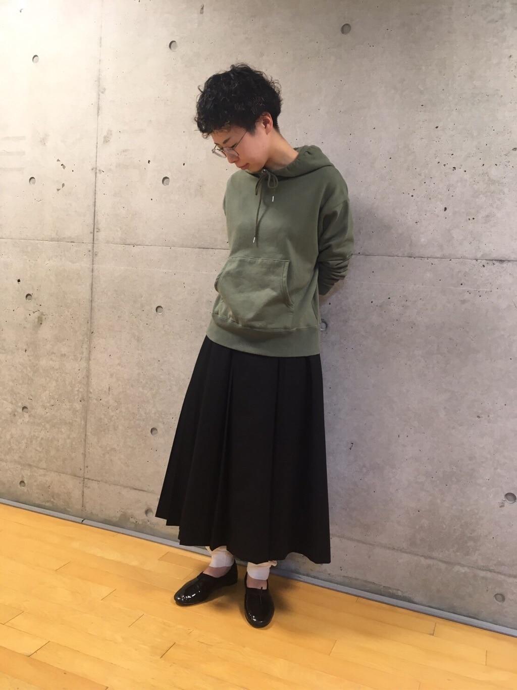 PAR ICI ルミネ町田 身長:157cm 2019.10.19