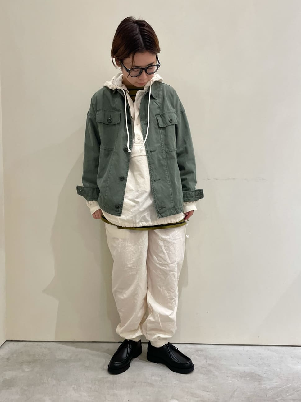 - CHILD WOMAN CHILD WOMAN , PAR ICI 新宿ミロード 身長:157cm 2021.09.25
