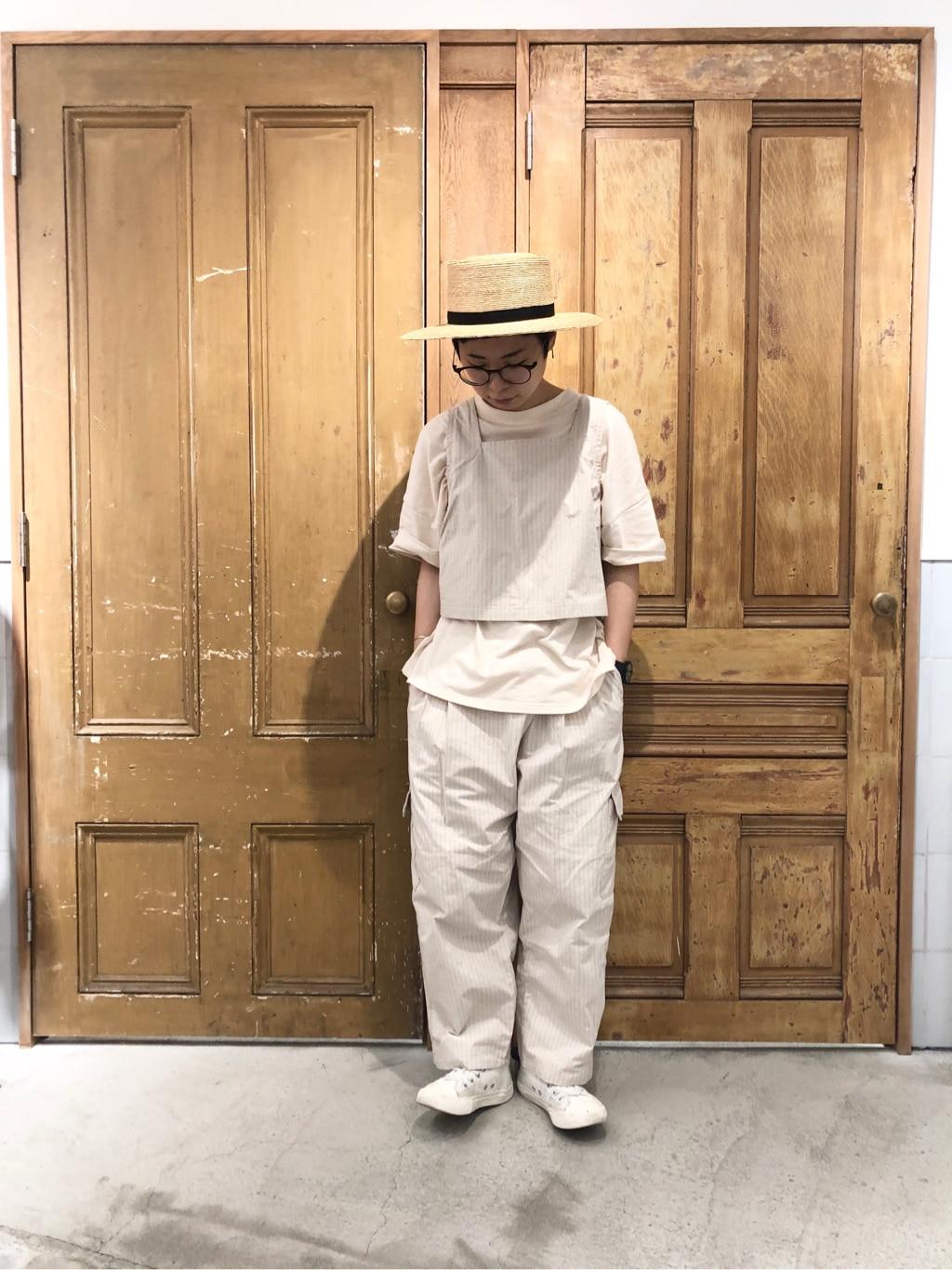 PAR ICI KLASSISK ルミネ新宿 身長:157cm 2020.06.05