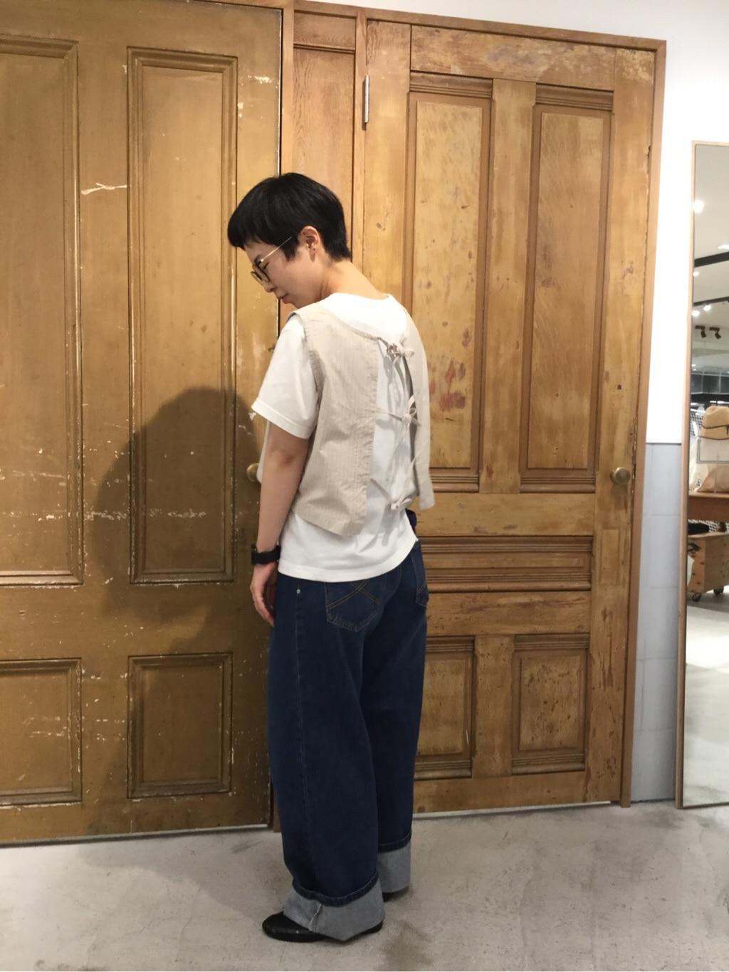 PAR ICI KLASSISK ルミネ新宿 身長:157cm 2020.06.08