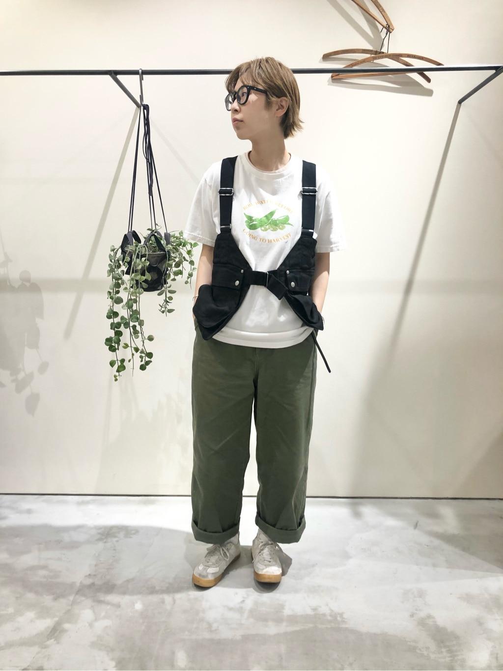- CHILD WOMAN CHILD WOMAN , PAR ICI 新宿ミロード 身長:157cm 2021.04.27