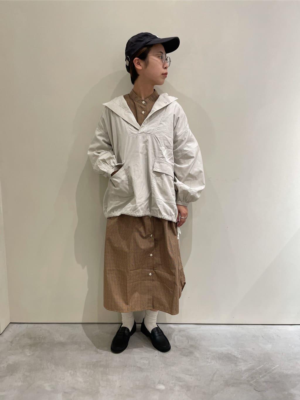 - CHILD WOMAN CHILD WOMAN , PAR ICI 新宿ミロード 身長:157cm 2021.08.30
