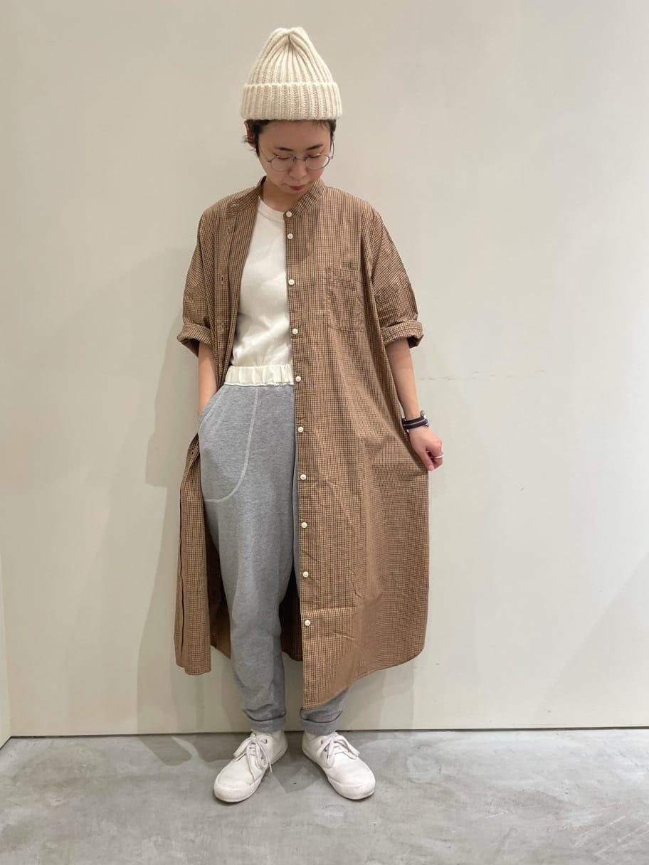 - CHILD WOMAN CHILD WOMAN , PAR ICI 新宿ミロード 身長:157cm 2021.09.07