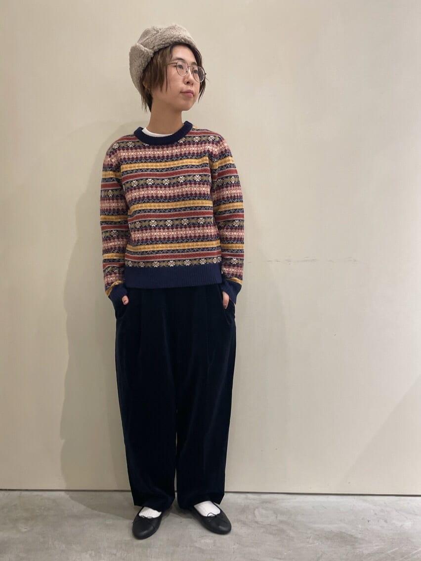 - CHILD WOMAN CHILD WOMAN , PAR ICI 新宿ミロード 身長:157cm 2021.10.13