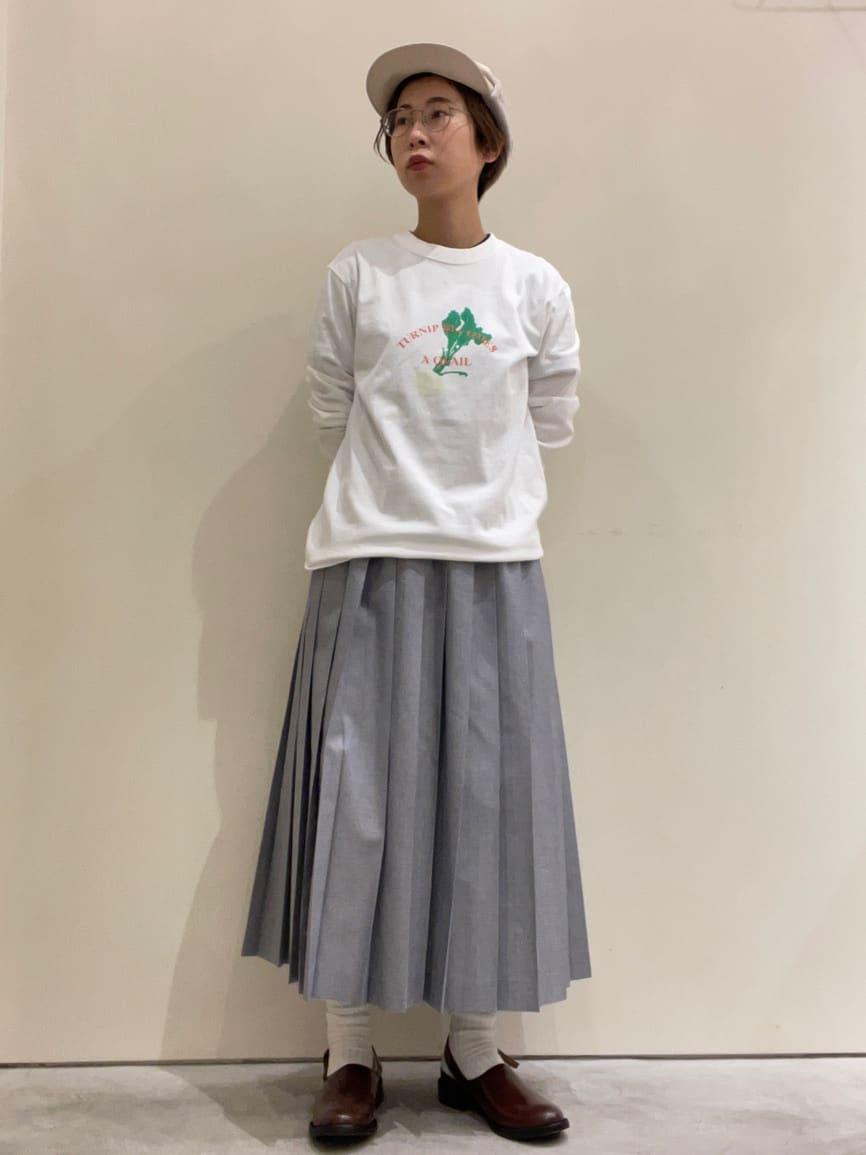 - CHILD WOMAN CHILD WOMAN , PAR ICI 新宿ミロード 身長:157cm 2021.09.02