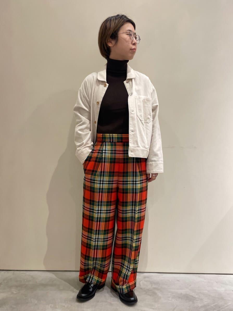- CHILD WOMAN CHILD WOMAN , PAR ICI 新宿ミロード 身長:157cm 2021.10.10