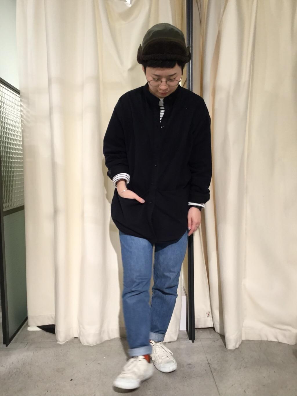 PAR ICI ルミネ町田 身長:157cm 2019.12.21