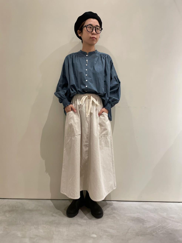 - CHILD WOMAN CHILD WOMAN , PAR ICI 新宿ミロード 身長:157cm 2021.09.15