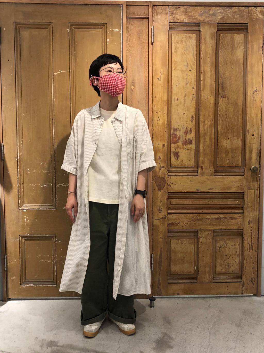 PAR ICI KLASSISK ルミネ新宿 身長:157cm 2020.06.27