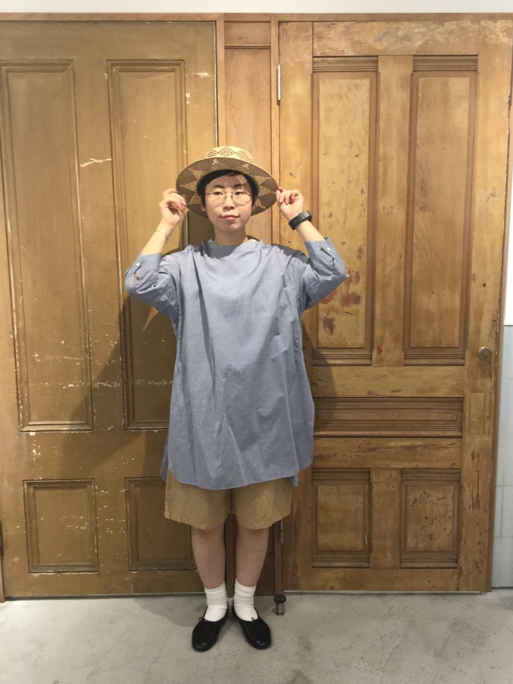 PAR ICI KLASSISK ルミネ新宿 身長:157cm 2020.06.24