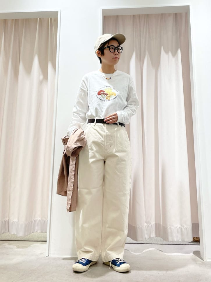 - CHILD WOMAN CHILD WOMAN , PAR ICI 新宿ミロード 身長:157cm 2021.08.12