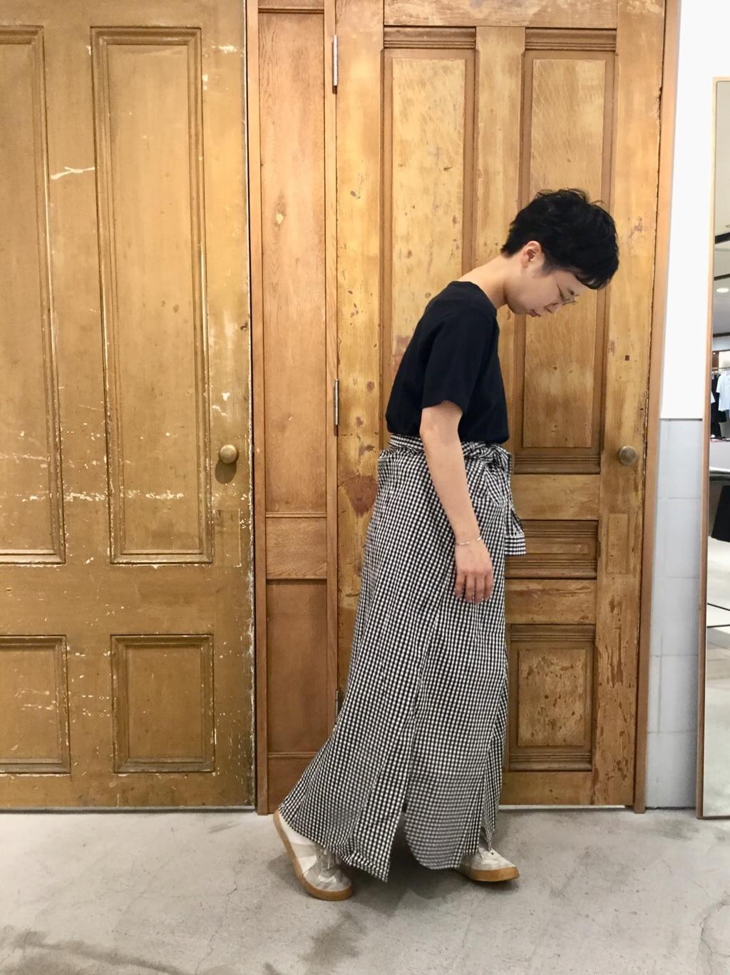 PAR ICI KLASSISK ルミネ新宿 身長:157cm 2020.07.17