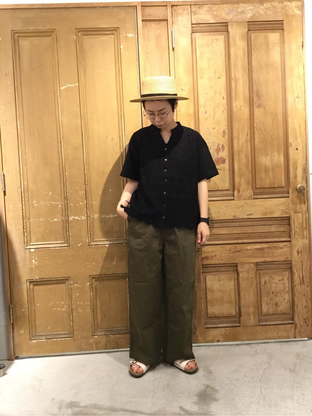 PAR ICI KLASSISK ルミネ新宿 身長:157cm 2020.06.30
