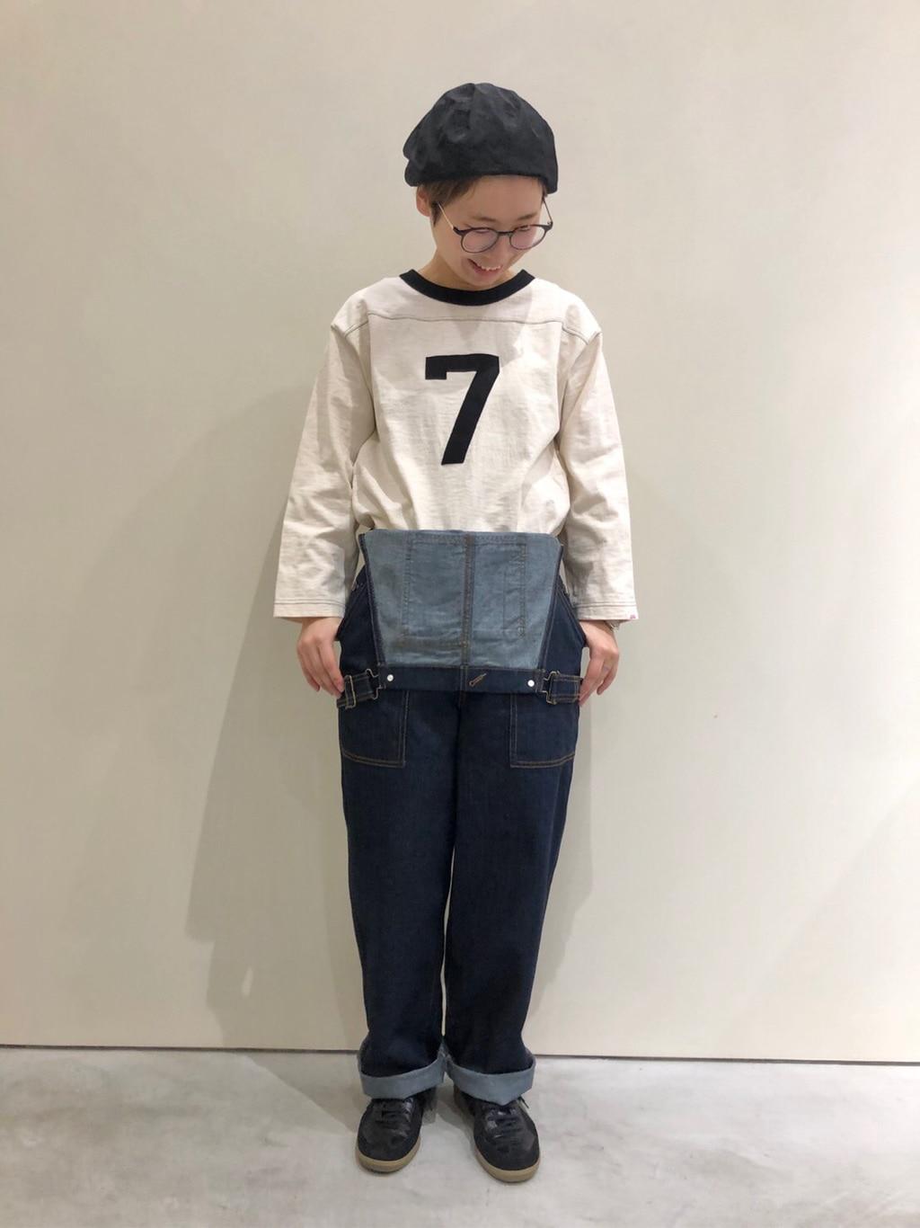 PAR ICI KLASSISK ルミネ新宿 身長:157cm 2020.12.22