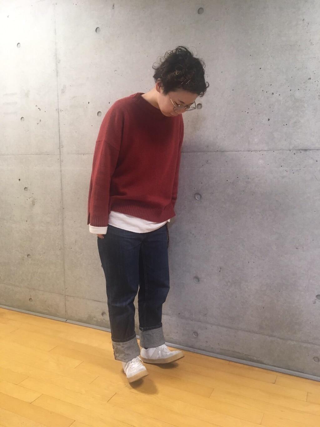 PAR ICI ルミネ町田 身長:157cm 2019.11.07
