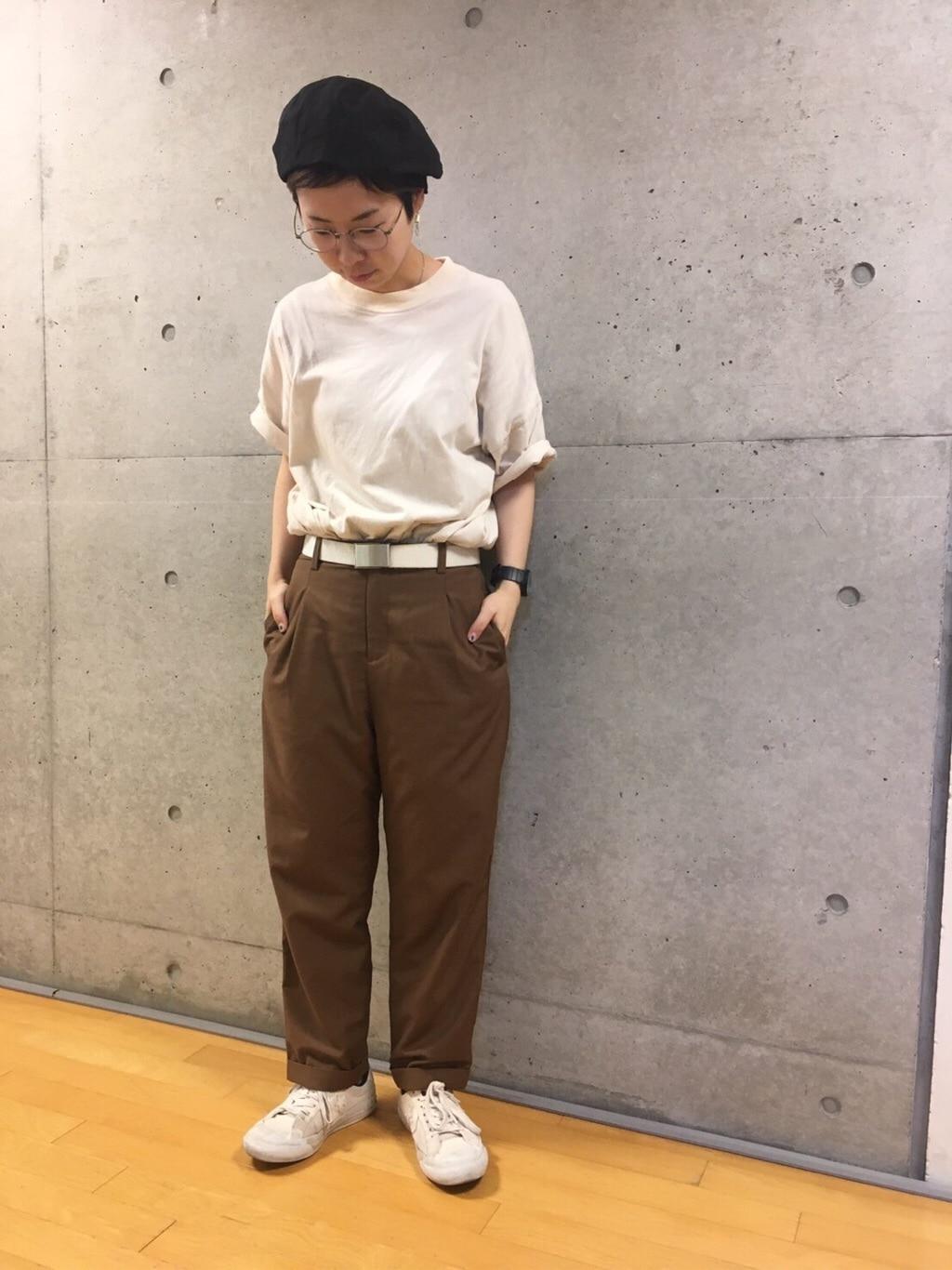 PAR ICI ルミネ町田 身長:157cm 2019.07.17