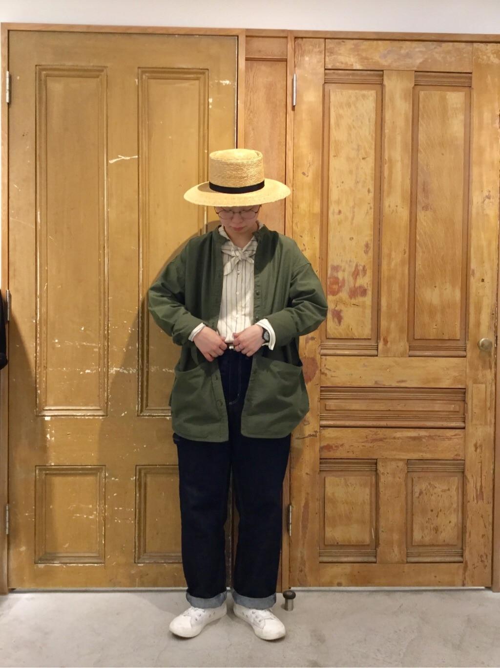 PAR ICI ルミネ町田 身長:157cm 2020.04.06