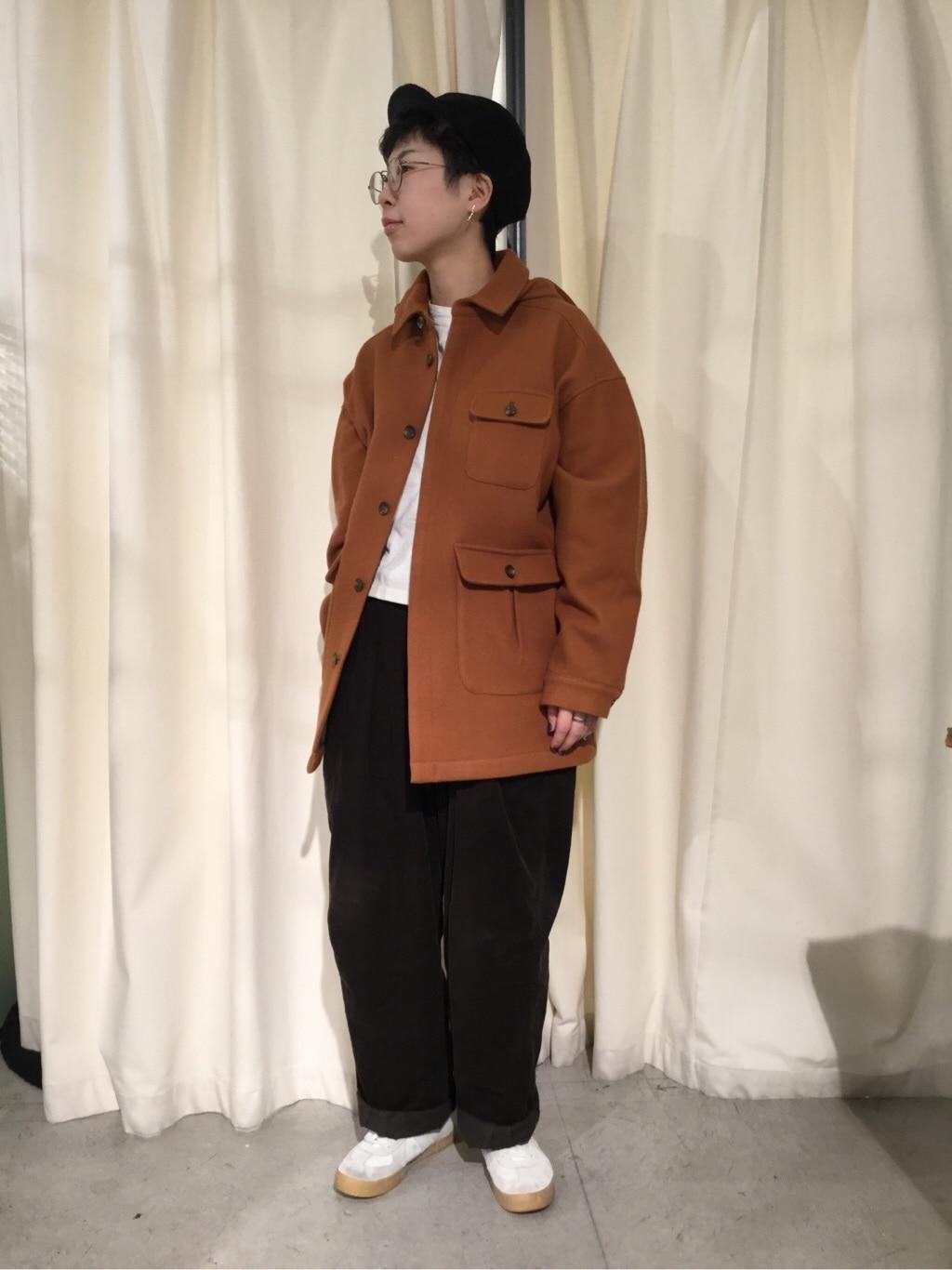 PAR ICI ルミネ町田 身長:157cm 2019.11.21