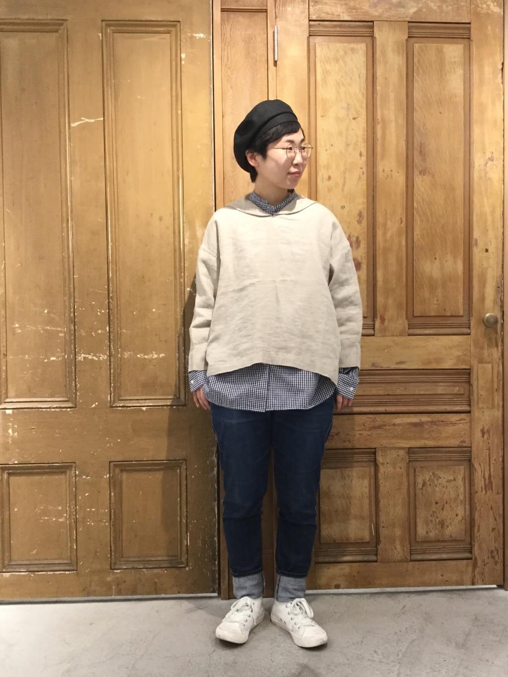 PAR ICI ルミネ町田 身長:157cm 2020.03.05