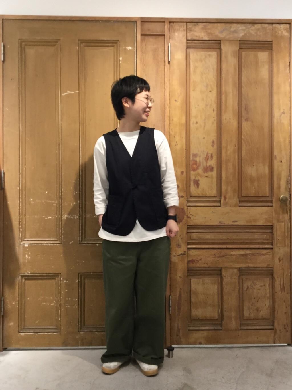 PAR ICI ルミネ町田 身長:157cm 2020.04.03