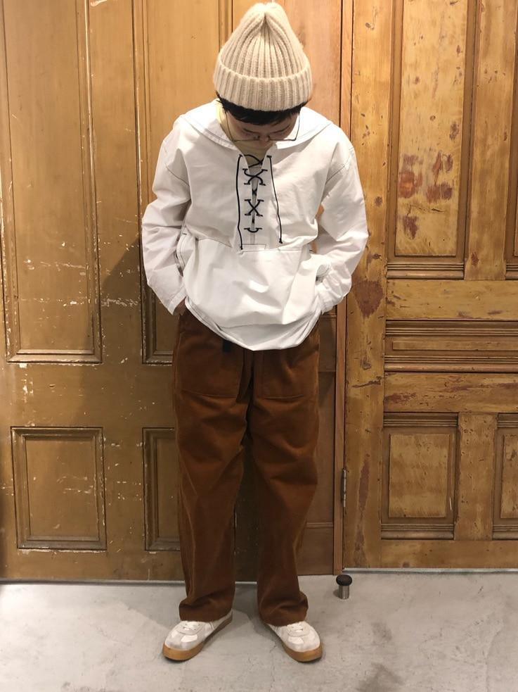 PAR ICI KLASSISK ルミネ新宿 身長:157cm 2020.09.24
